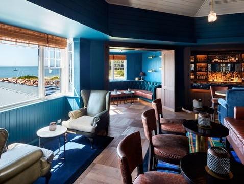 Anchorage Hotel interior