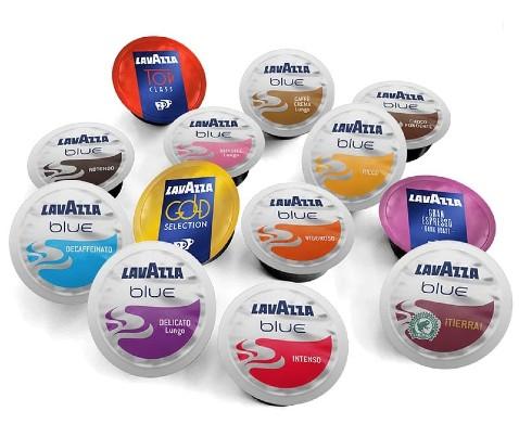 Lavazza capsules